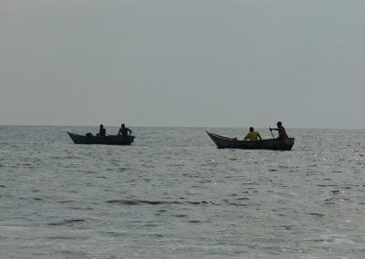 Salida a pescar