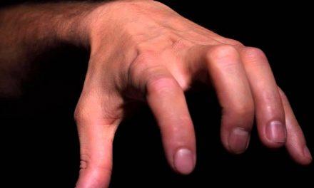 La mano díscola