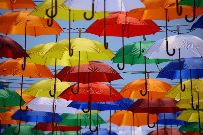 Paraguas. Tan ingenioso como incómodo