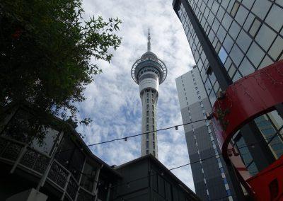 Auckland. Sky City