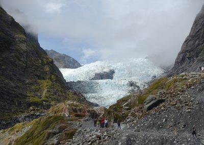 Glaciar Franz Joseph
