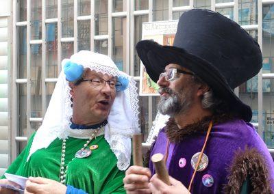 Carnavales. Cádiz 2020