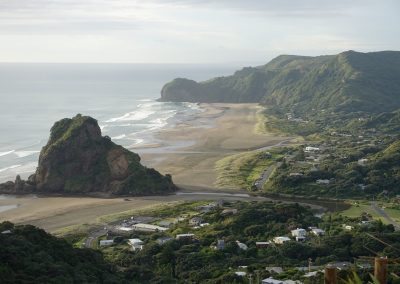 Piha Beach. NZ 2018
