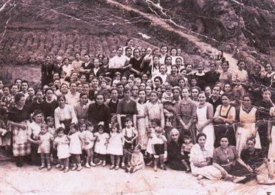 Cárcel de exterminio de Saturrarán (Gipuzkoa), 1940