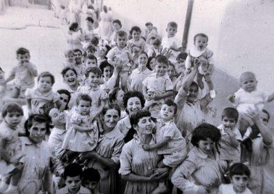Cárcel de mujeres de Ventas, Madrid (1955)