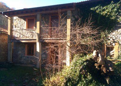 La casa de Rucayo