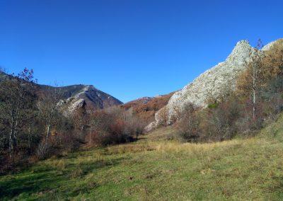 La montaña de Rucayo