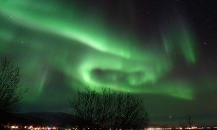 Las luces danzantes del Ártico