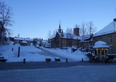 Tromsø calles