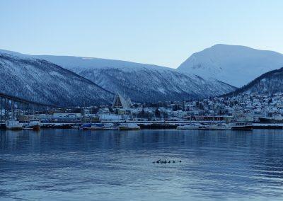 Tromsø. La Catedral