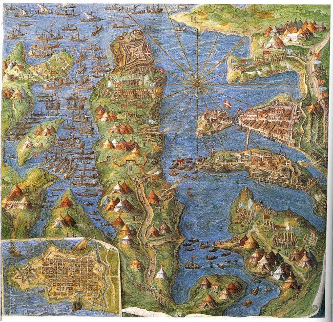 Asedio de Malta