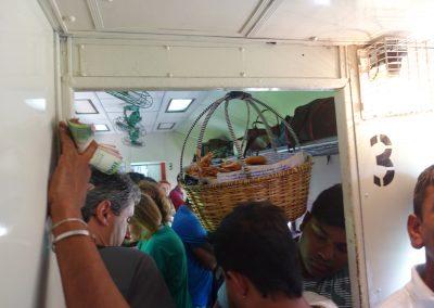 Tren destino Rambukkana