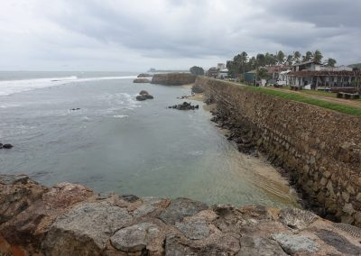 Galle fortificada