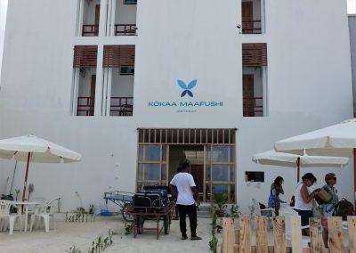 Hotel Kokaa. Maafushi