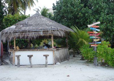 Maafushi playa