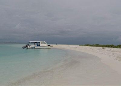 Una pequeña isla