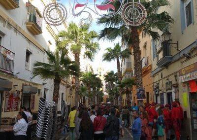 Calle gaditana