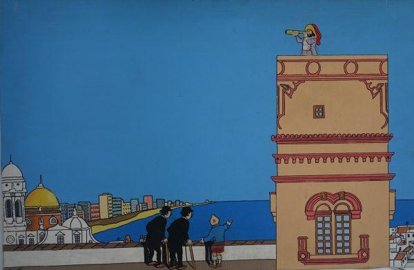 Cádiz. La ciudad transgresora.