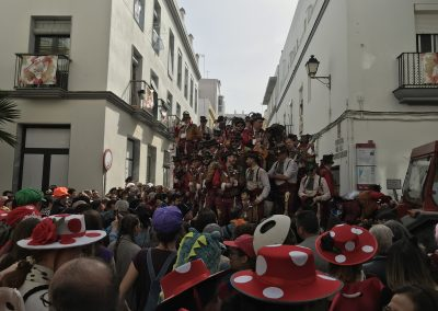 Un coro en acción