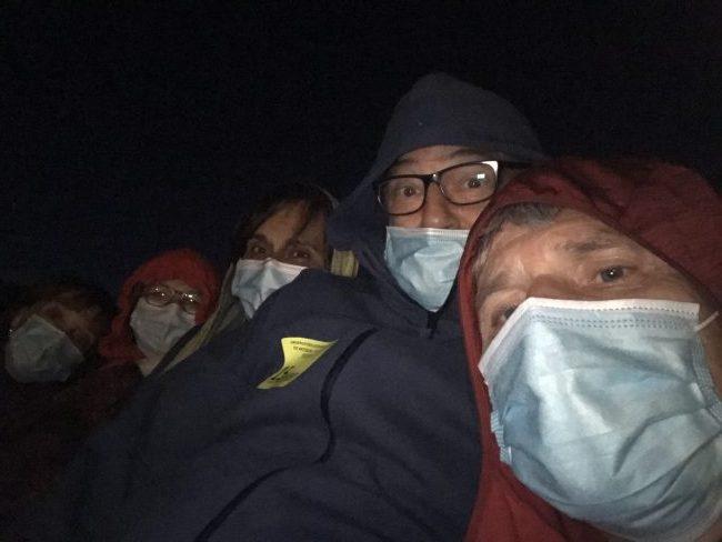 Frío en El Torcal