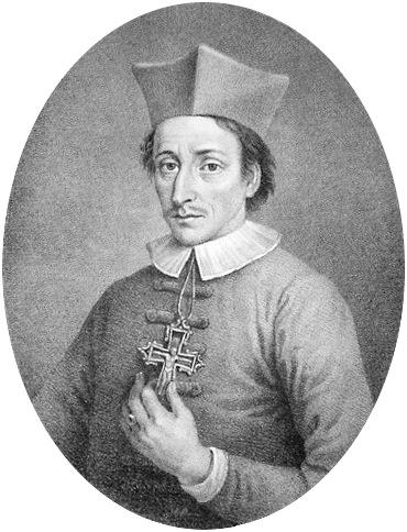 Niels Steensen obispo