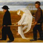 El ángel herido