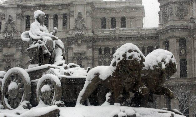 Recuerdos de una diosa cubierta de nieve
